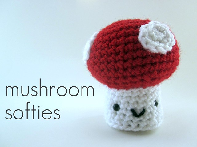 Mushroom softies