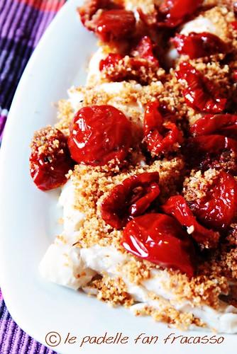 ricetta merluzzo gratinato