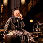 Victor Garber as Garry Essendine in the hilarious Noël Coward comedy Present Laughter, directed by Nicholas Martin playing  at the Boston University Theatre. Part of the 2006-2007 season. Photo: T. Charles Erickson.