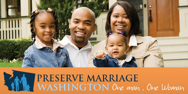 Preserve Marriage Washington - Header