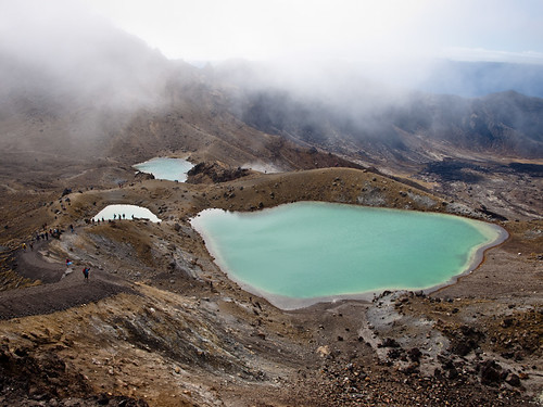 18 Parque Nacional de Tongariro
