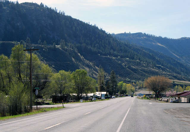 SR 173 in Rocky Butte