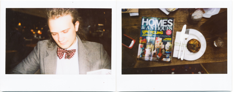 photo an hour - instax.