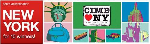 Kad Debit CIMB MasterCard Promo