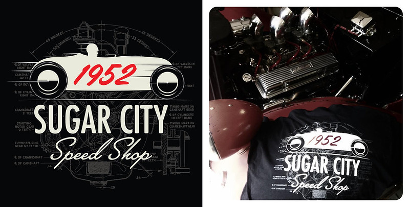 Sugar City First Shirt.