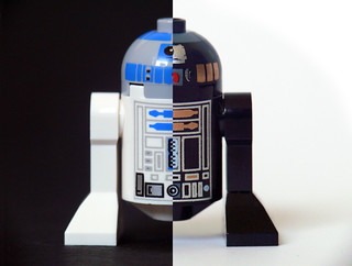 The Dark Side of the R2