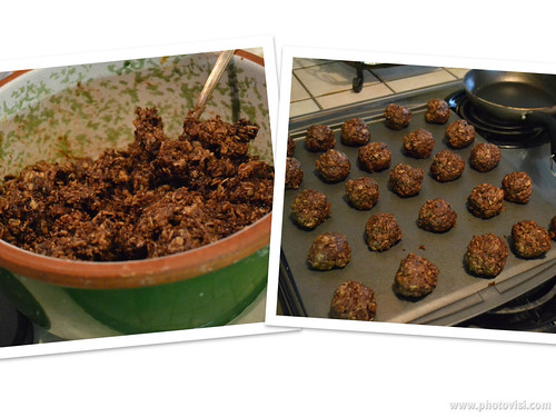 how to make nutella no bake cookies