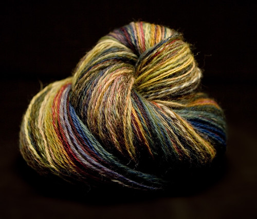 sw bfl sock yarn