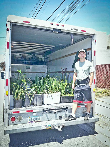 2012 Garden Move