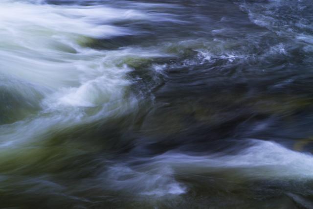 Rjukandefossen Swirl
