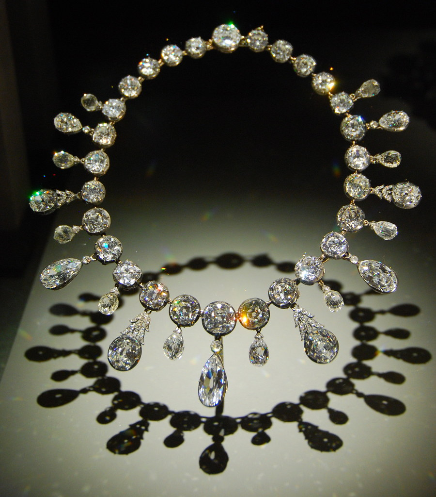 Napoleon Diamond Necklace