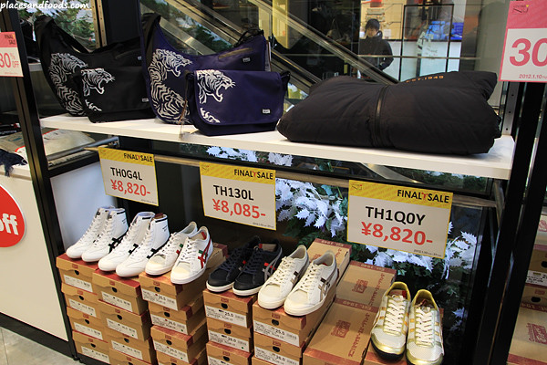 onitsuka tiger osaka shop 8
