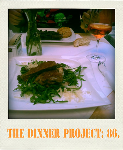 the dinner project: kw 25