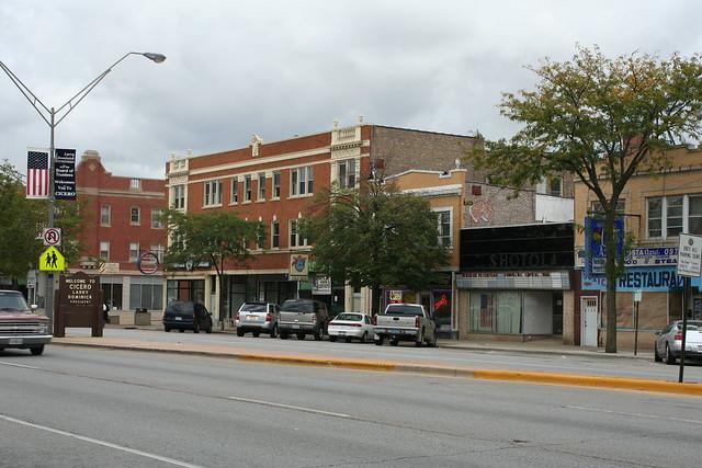 Cermak Road, Cicero IL