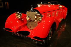 1937 Mercedes-Benz Model 540K Mayfair Special Roadster 2