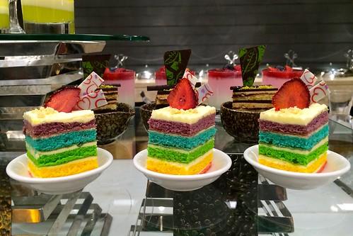 LGBT Pride cakes @Marriott Surabaya
