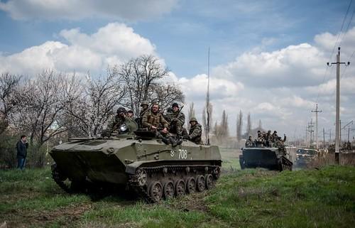Під Слов'янськом через бої знеструмлено 22 підстанції