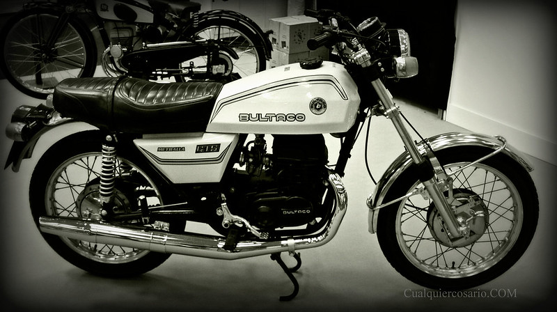 Bultaco... regreso al futuro
