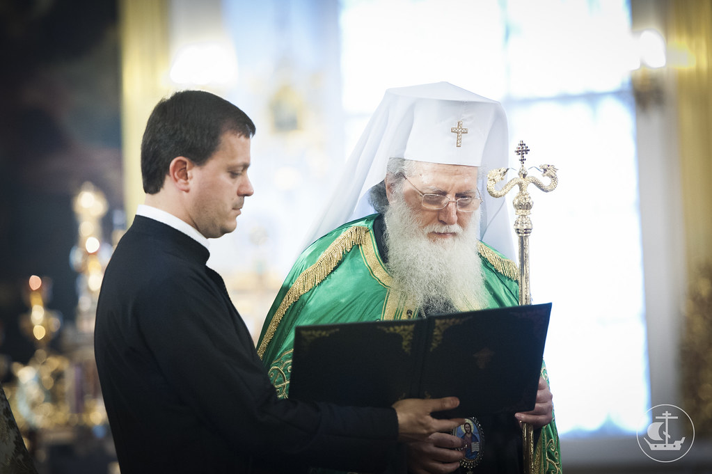29 мая 2014, Патриаршее богослужение в Казанском соборе / 29 May 2014, Patriarch's Divine Service in Kazan Cathedral