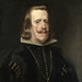 Velazquez - Philip IV of Spain by International Visual Art