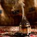 Incense بخور by Madeeha Al-Hussayni