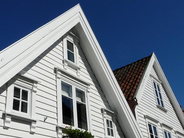 Casas de Stavanger (Noruega)