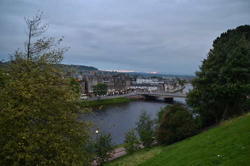 346 - Inverness by night