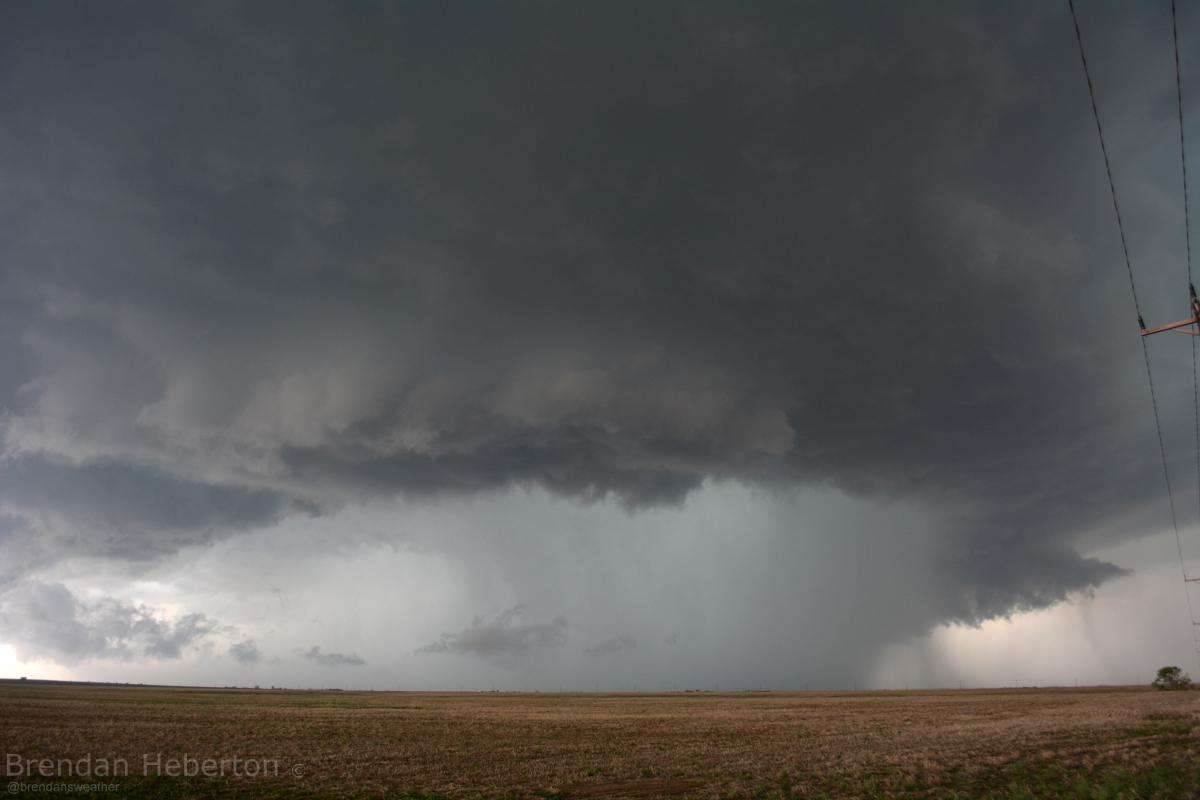 Severe thunderstorm | Brendan Heberton