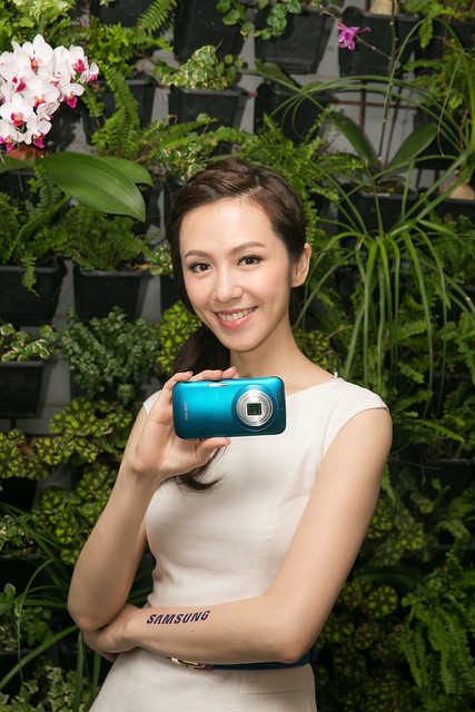 十倍光學變焦 4G 手機!Samsung GALAXY K Zoom 上市發表會 @3C 達人廖阿輝
