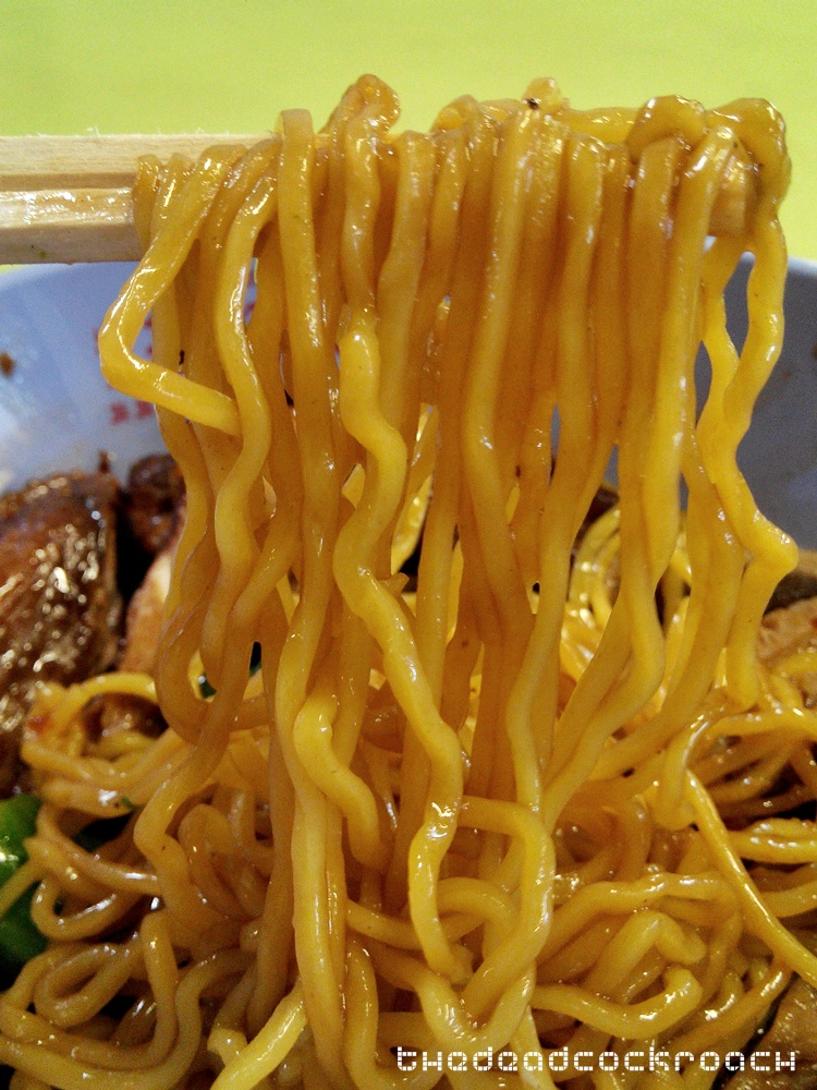 food, food review, hong lim market & food centre, ji ji wanton mee, ji ji wanton noodle specialist,wanton mee, 基记面家, 山仔顶基记面家, review,singapore