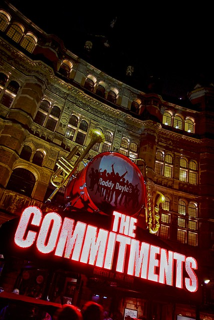 147/365 - Commitments at the Palace Theatre
