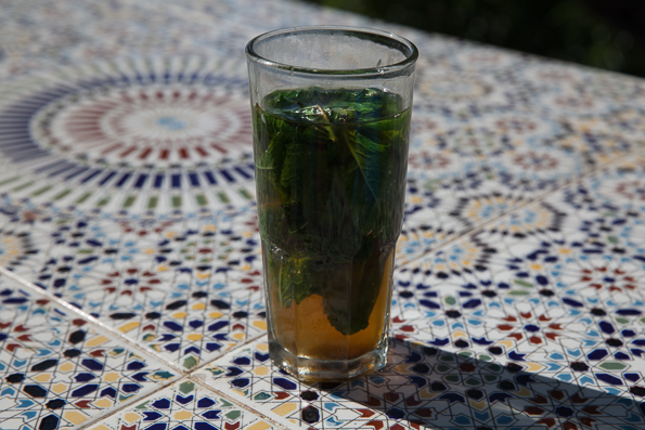 Cafe Hafa Mint Tea