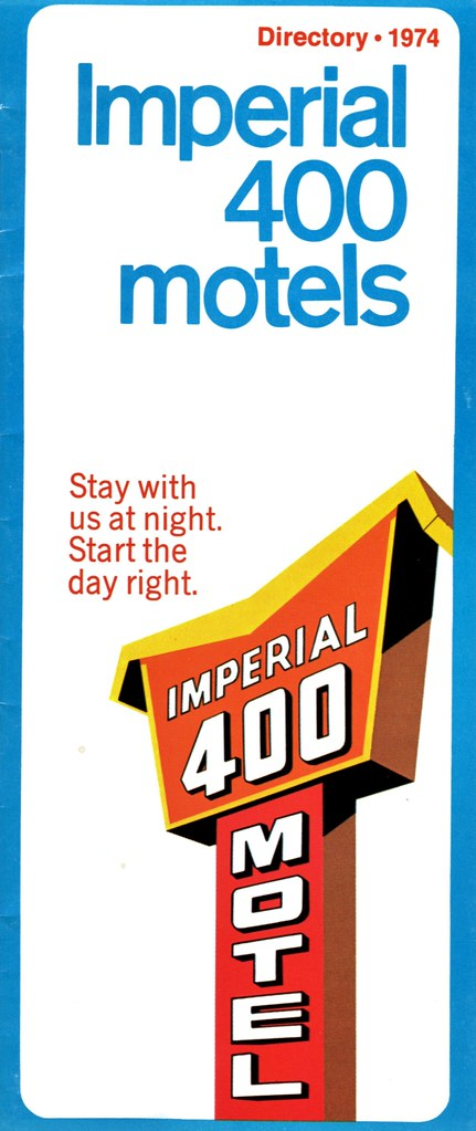 Imperial 400 Motels Directory