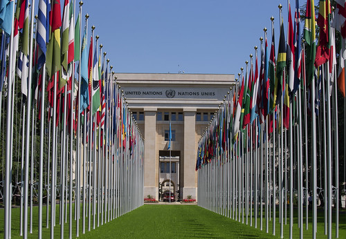 United Nations and Intl Organizations in Geneva