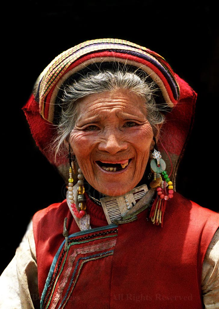 Faces of China - Tribes of the World