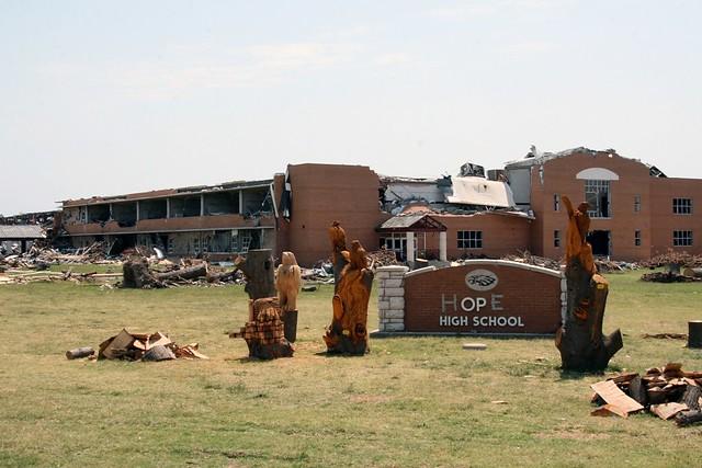 Joplin High School Tornado Damage Flickr Photo Sharing