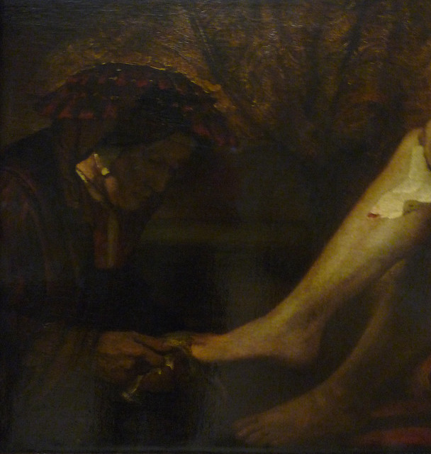 Agree, useful Bathsheba at her bath rembrandt opinion you