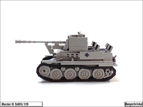 Marder III SdKfz 139