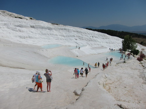 Pamukkale: The cotton castle