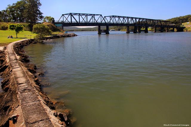 Karuah Bridge, Karuah, NSW, Australia