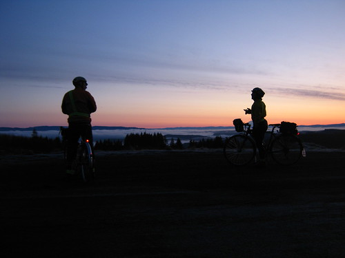 oregon cycling washington randonneur fleche