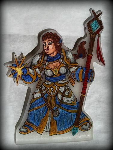 Dwarf Cleric Piece