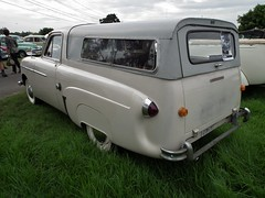 1954 Vauxhall Velox utility with canopy
