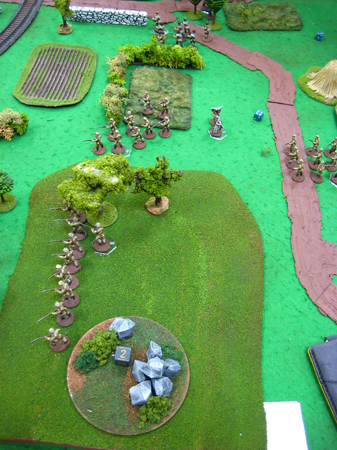 Trumpeter Salute 2012:  Even Whites Bleed Red III
