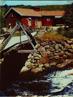 Vittene kvarn och bro