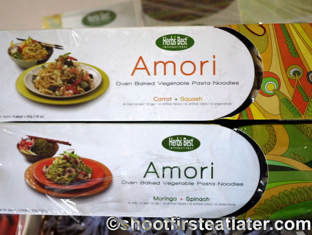Herb's Best Healthy Pantry Amori Pasta