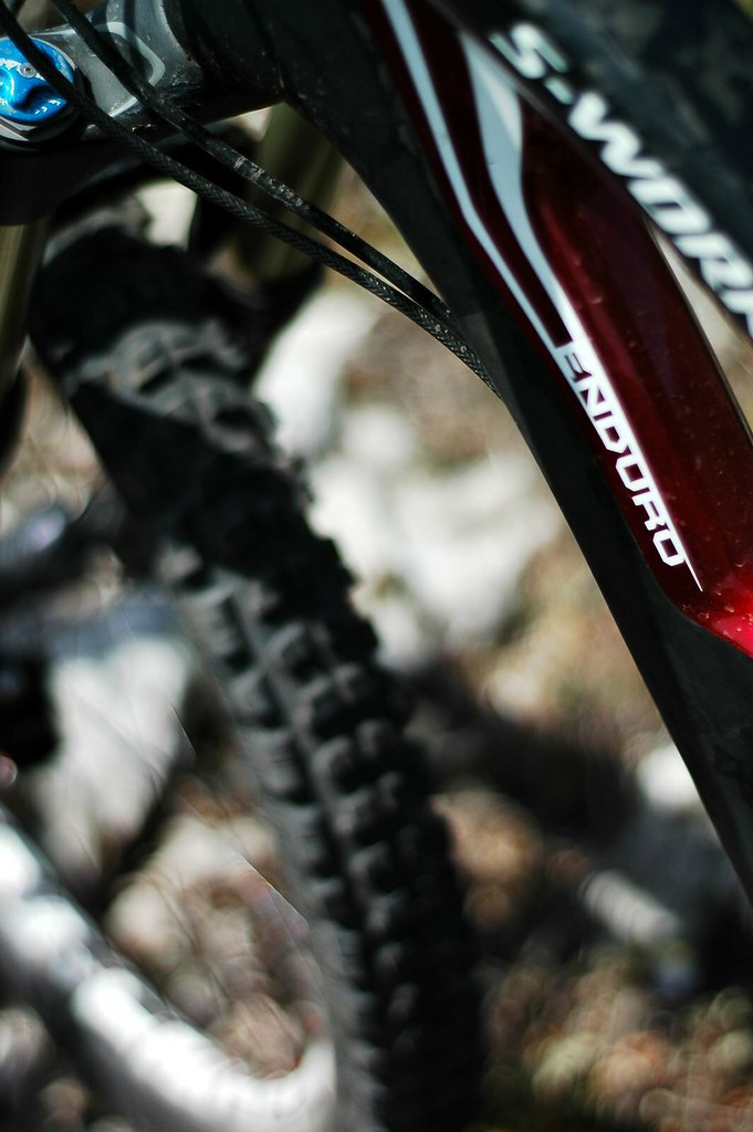 Review > A ride on Specialized S-Works Enduro - ALL MOUNTAIN ADDICT