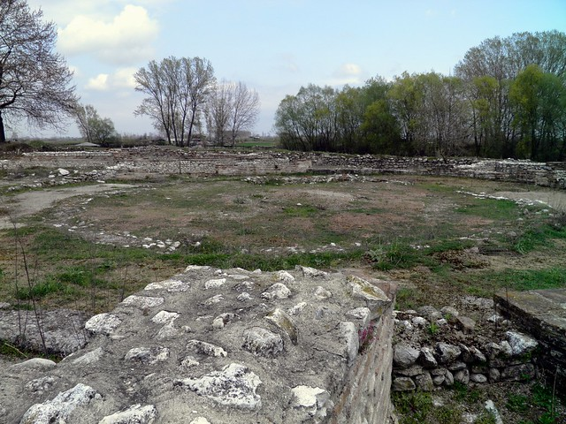 The Polygonal Building, Ancient Dion