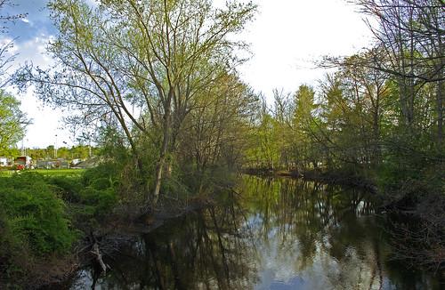 Sudbury River by Barbara L. Slavin