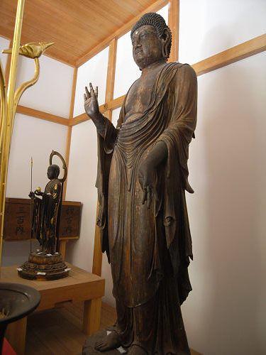 笠山荒神社「竹林寺」@桜井市笠-16